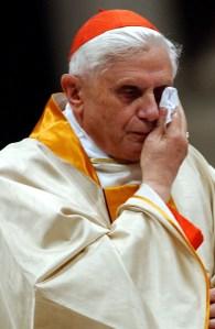 Benedicto XVI dimisión