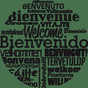 Bienvenido idiomas